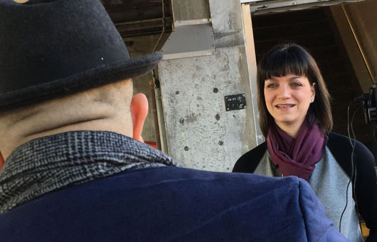 Student-Journalist Interviews 7 Train Blues℠