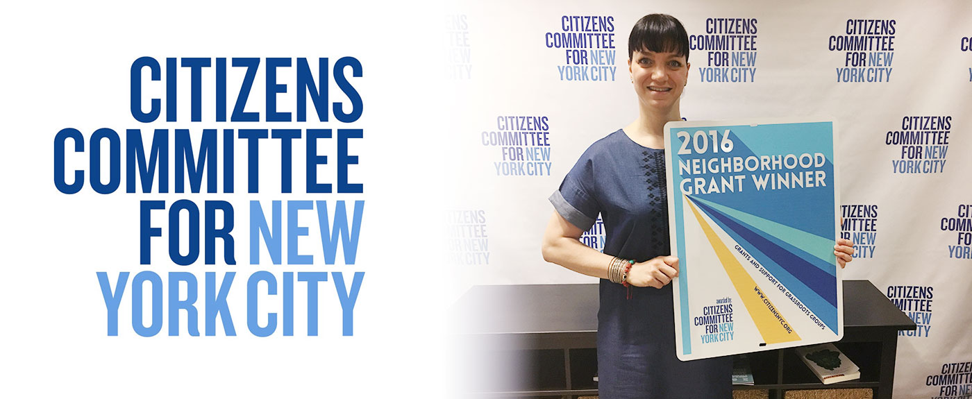 Access Queens Awarded Grant from Citizens Committee for New York City