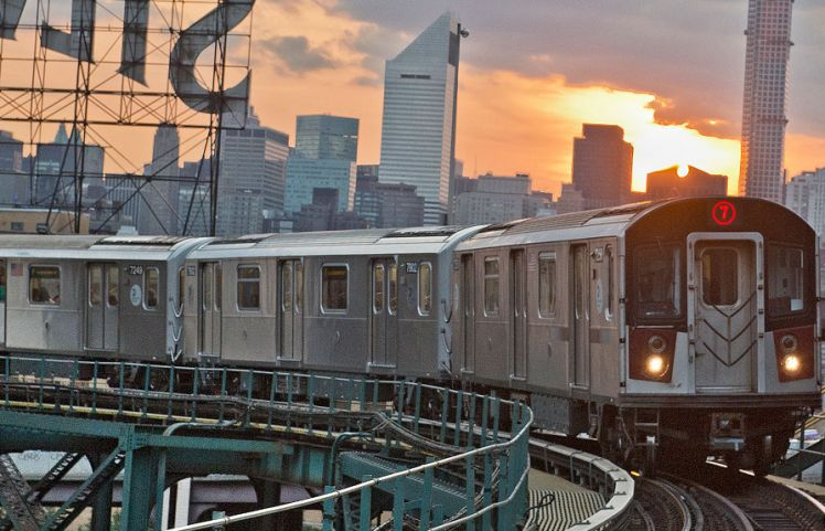 The 7 Train Turns 99 Today