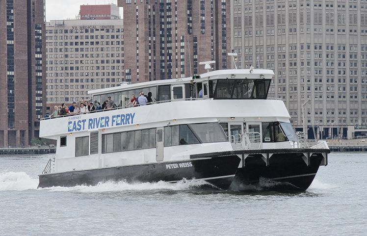 City to Look at Ferry and Bus Service for Queens