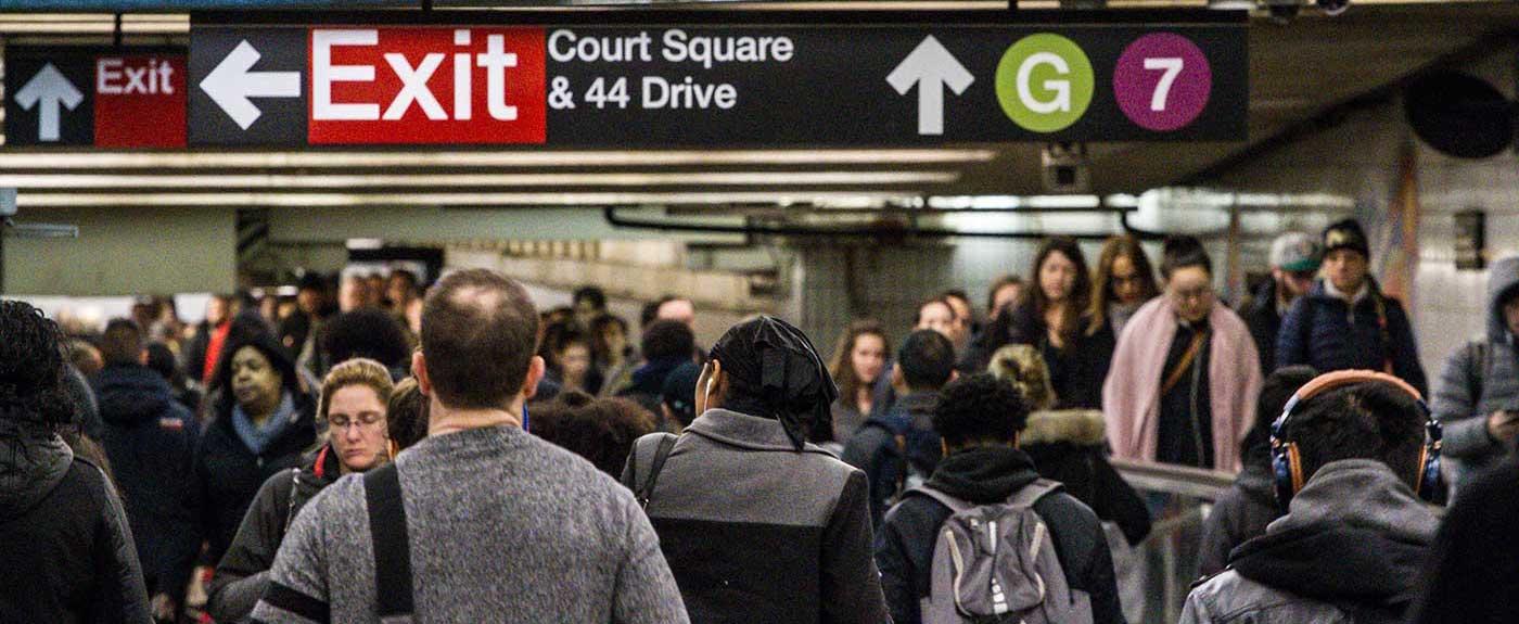 L Train Shutdown Will Bring Crowding to the E, M and 7