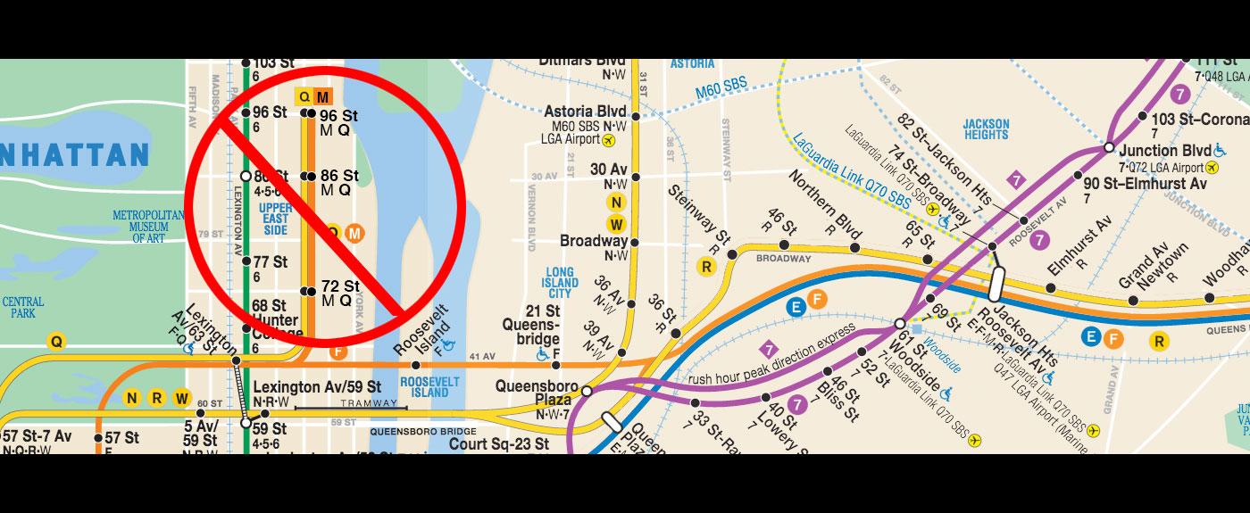 Mta Org Subway Map.Draft Mta Plan Cuts Additional Queens Subway Service News Access