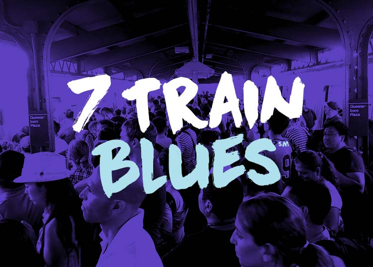7 Train Blues on Facebook